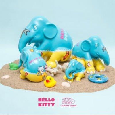Hello kitty elephant parade