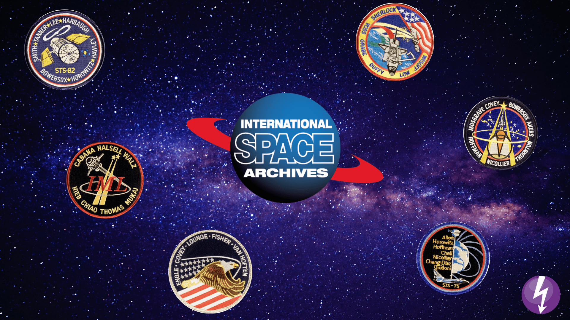 International Space Archives (ISA)